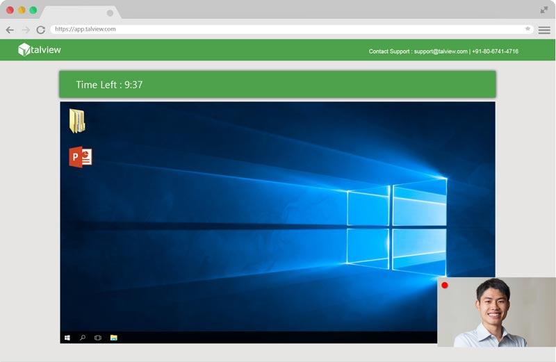 VM Screenshot